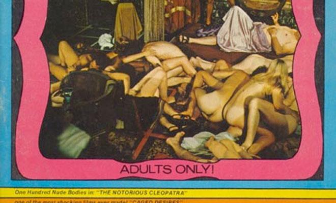 Geile Weiber, Sex und Gewalt! Das war einst Bad Mags!
