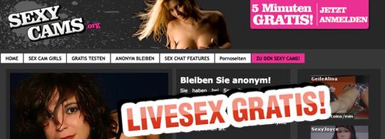 Live Cam Sex Gratis testen