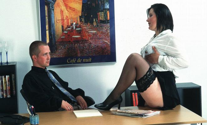 Sex am Arbeitsplatz