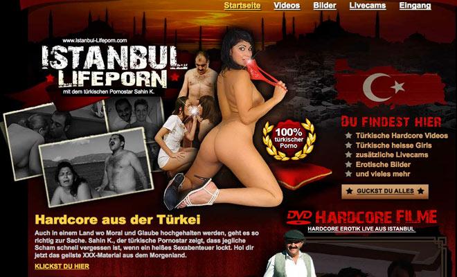 Türkische Pornos