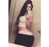 Love Randalin Selfie