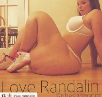 Love Randalin der Po im Profil