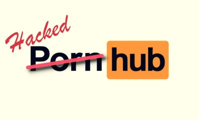 Hacked Pornhub Bild Collage