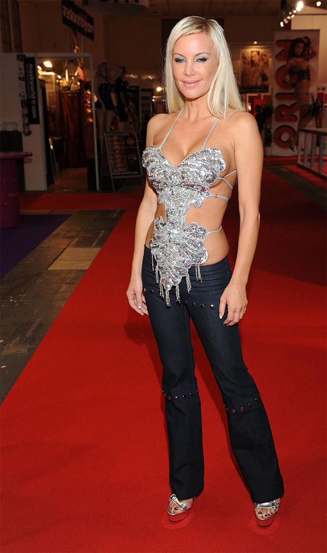 Tatjana gsell auf dem roten Teppich (Quelle Wikipedia)